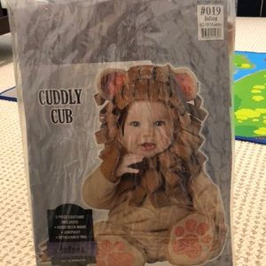 Cuddly Cub Halloween Costume
